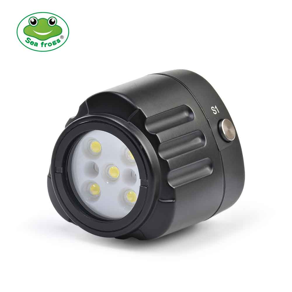 Seafrogs SL-18 Model 1000LM 40m/130ft LED Video Light For Diving Photography
