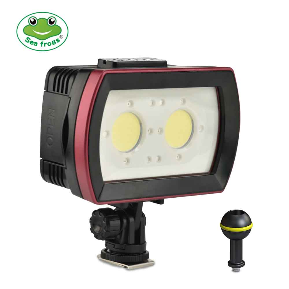 Seafrogs SL-21 Model 3500LM 40m/130ft Video Light For Diving