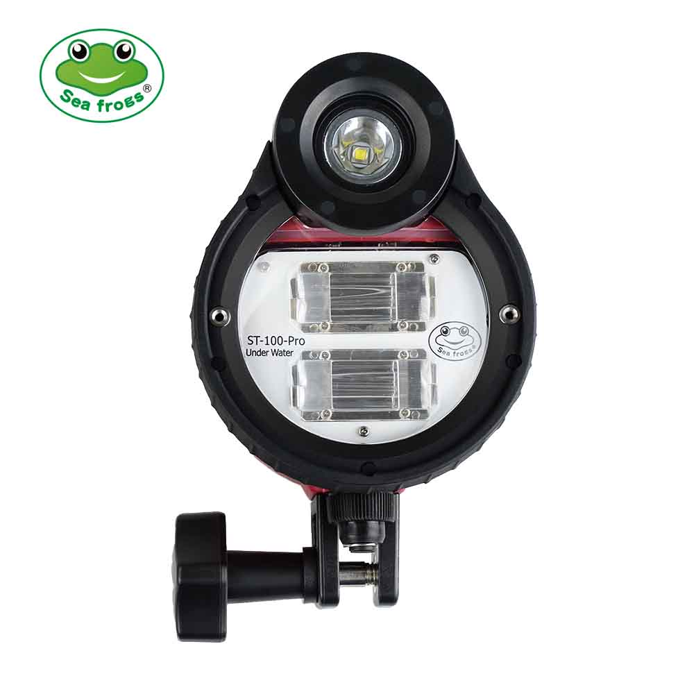 Seafrogs ST100-PRO 100m/325ft Underwater Strobe