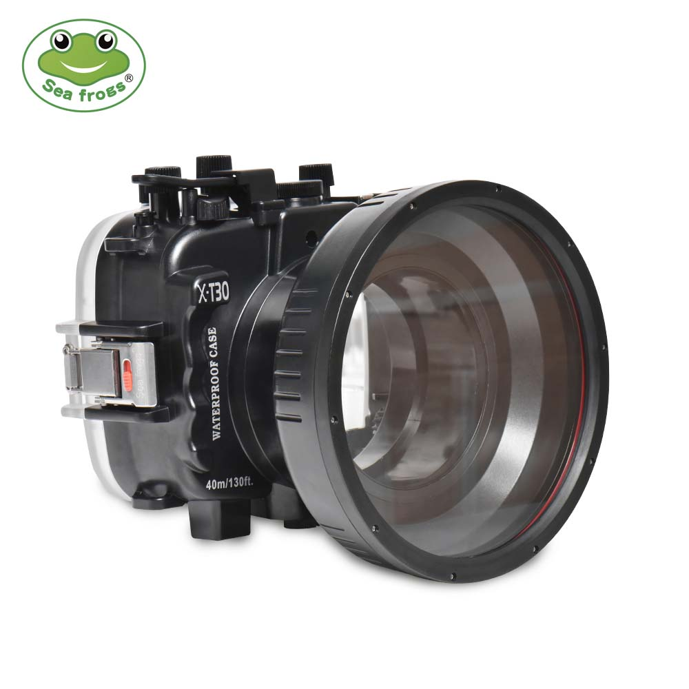 Seafrogs 40m/130ft Underwater Camera Housing For Fujifilm X-T30 (16-50mm/18-55mm)